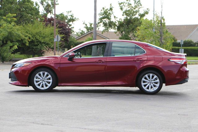 2018 Toyota Camry LE 7