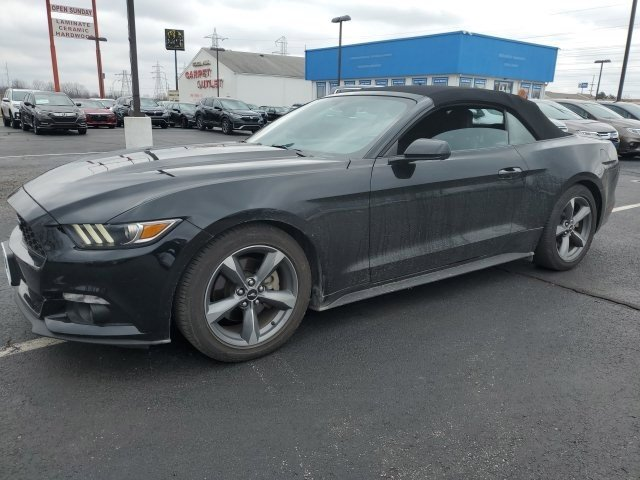 Used 2016 Ford Mustang in Elyria, OH