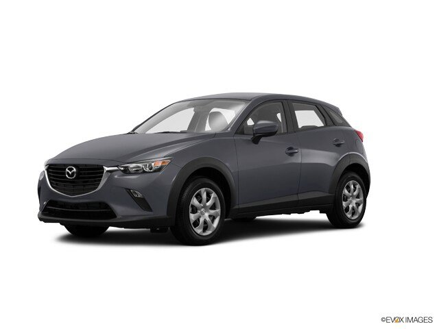 2016 Mazda CX-3 Sport METEOR GRAY MICA BLACK  CLOTH UPHOLSTERY  -inc gray inserts Telematics Re