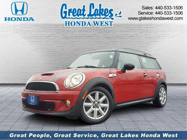 Used 2014 MINI Cooper Clubman in Elyria, OH