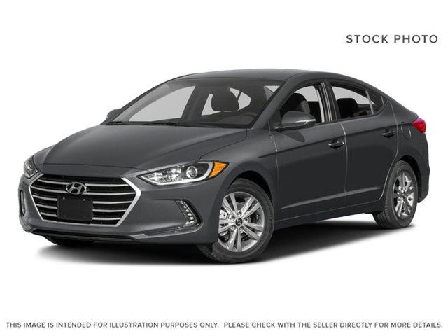 2017 Hyundai Elantra GLS 4dr Sdn Auto GLS Regular Unleaded I-4 2.0 L/122 [4]