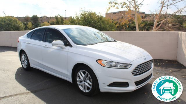 2014 Ford Fusion SE 4dr Sdn SE FWD Regular Unleaded I-4 2.5 L/152 [6]