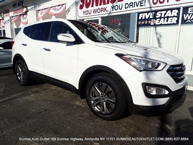 2013 Hyundai Santa Fe Sport All Wheel Drive Power Steering 4-Wheel Disc Brake