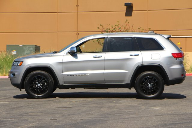2018 Jeep Grand Cherokee Limited 7