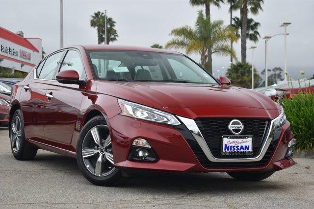 New 2019 Nissan Altima in Goleta, CA