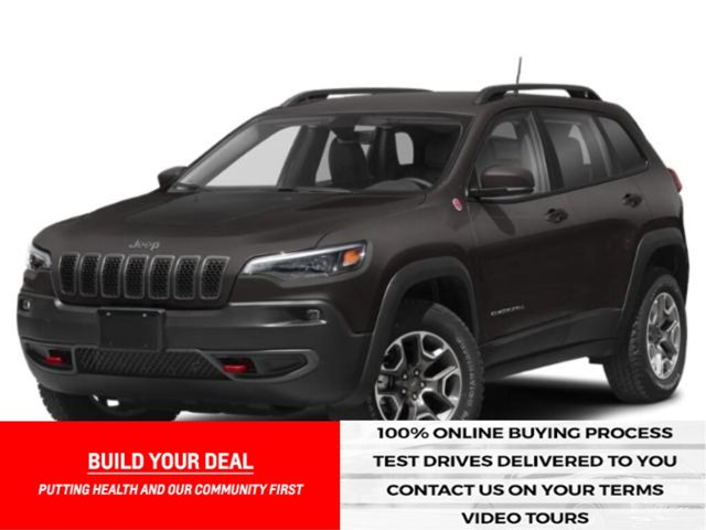 2021 Jeep Cherokee | TRAILHAWK ELITE 4x4 | Trailhawk Elite 4x4 Regular Unleaded V-6 3.2 L/198 [4]