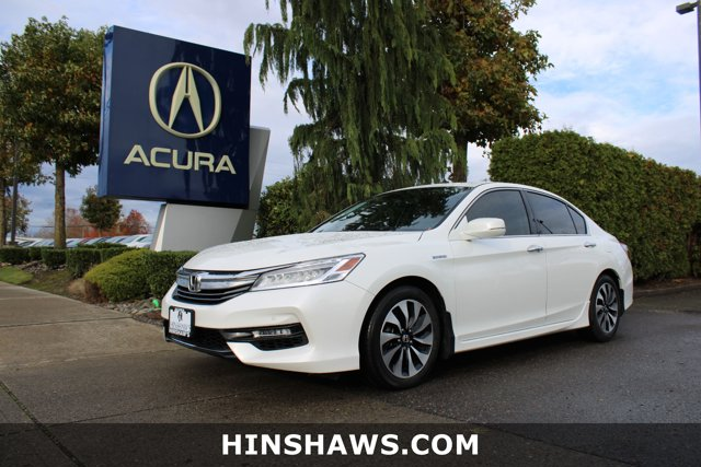 Used 2017 Honda Accord Hybrid in , AL