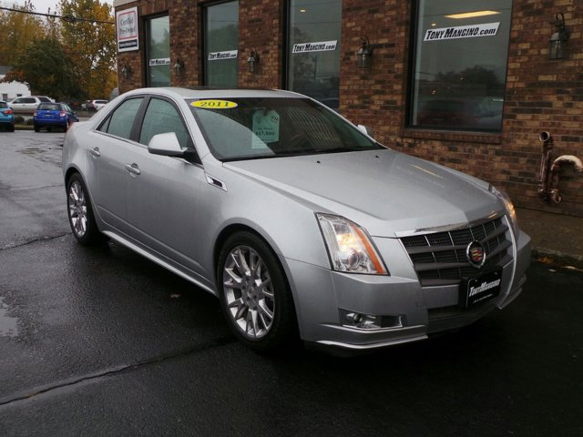 Pre Owned Cadillac CTS-4 Sedan Under $500 Down