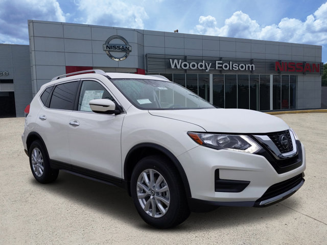 New 2020 Nissan Rogue in Vidalia, GA