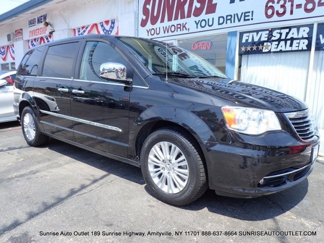 2013 Chrysler Town  Country Limited Front Wheel Drive Power Steering ABS 4-Wheel Disc Brakes A