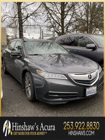 Used 2015 Acura TLX in Fife, WA