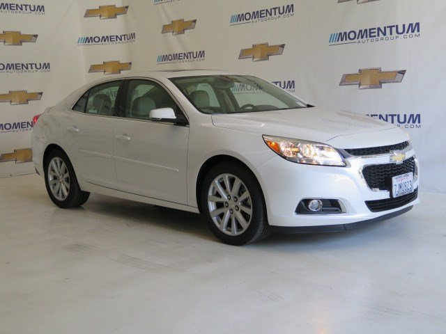 2015 Chevrolet Malibu LT Turbocharged Front Wheel Drive Power Steering ABS 4-Wheel Disc Brakes