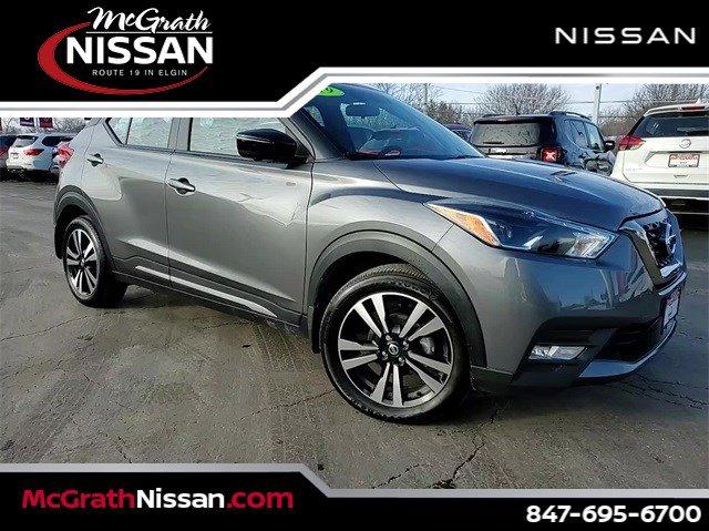 2019 Nissan Kicks SR SR FWD Regular Unleaded I-4 1.6 L/98 [4]