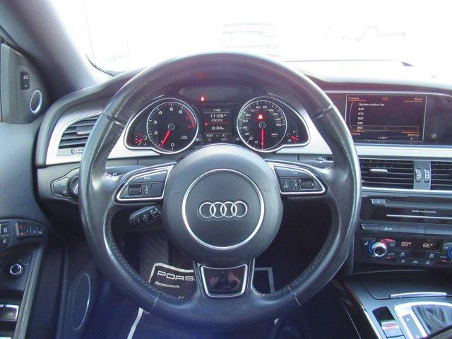 2015 Audi A5 Premium Plus Florett Silver Metallic/Brown Roof