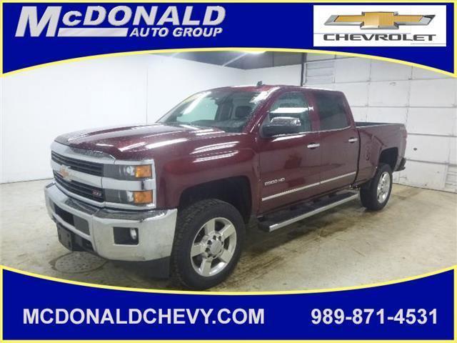 2016 Chevrolet Silverado 2500HD LTZ 87357 miles VIN 1GC1KWE82GF130434 Stock  1914729074 42