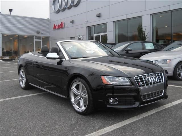 2012 Audi S5 Premium Plus Supercharged LockingLimited Slip Differential All Wheel Drive Power S