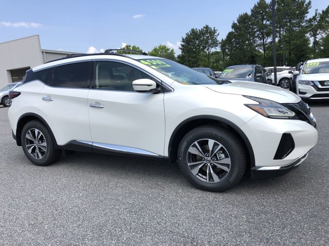 New 2019 Nissan Murano in Valdosta, GA