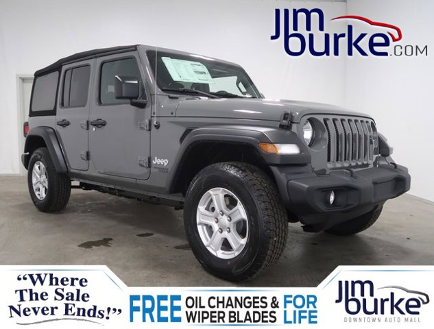 New 2019 Jeep Wrangler in , AL