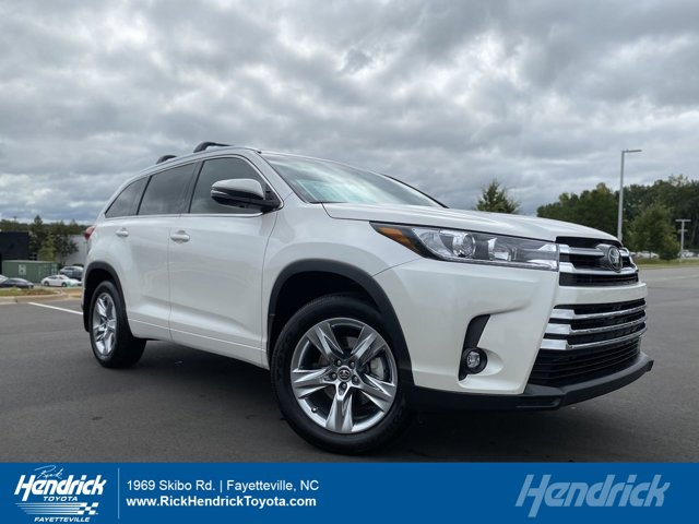 2019 Toyota Highlander LIMITED Slide