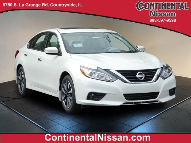 New 2017 Nissan Altima, $31485