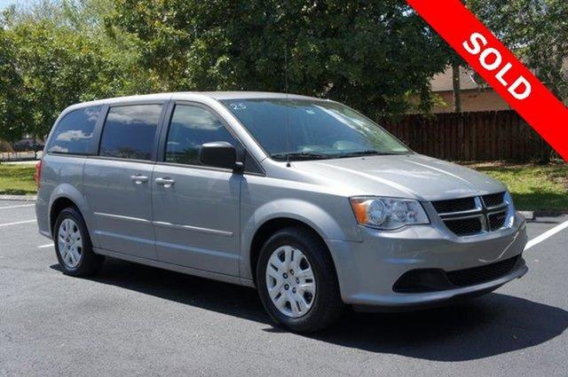 2014 Dodge Grand Caravan SE 4dr Mini Van Front Wheel Drive Power Steering ABS 4-Wheel Disc Brake