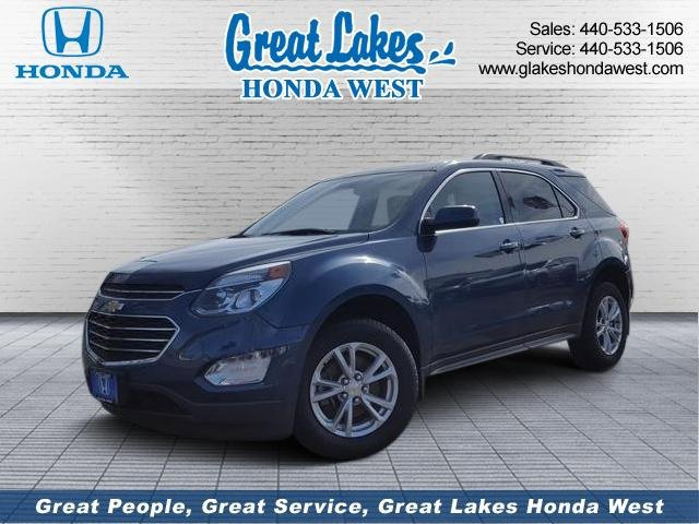 Used 2017 Chevrolet Equinox in Elyria, OH