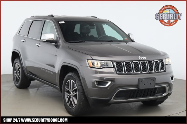 2017 Jeep Grand Cherokee Limited 38946 miles VIN 1C4RJFBG8HC711540 Stock  1909822715 28500