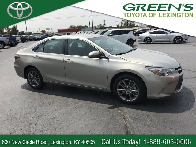 Used 2016 Toyota Camry in Lexington, KY