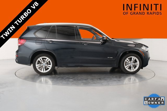 2016 BMW X5 xDrive50i 2