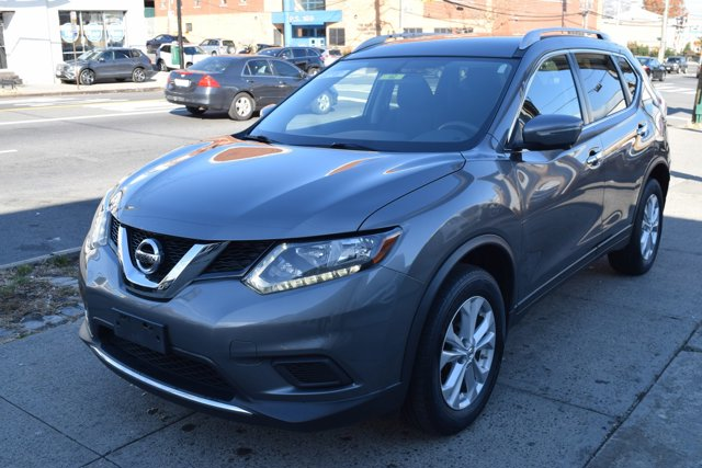 2014 Nissan Rogue SV Navigation All Wheel Drive Power Steering ABS 4-Wheel Disc Brakes Brake As