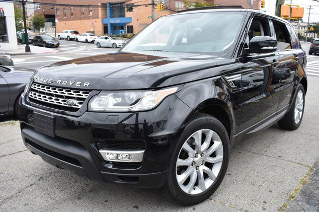 2014 Land Rover Range Rover Sport HSE Panoramic roof Supercharged Four Wheel Drive Power Steering