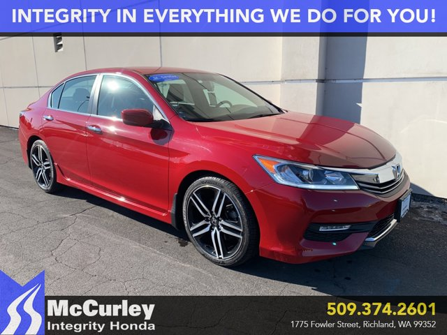 Used 2017 Honda Accord Sedan in Pasco, WA