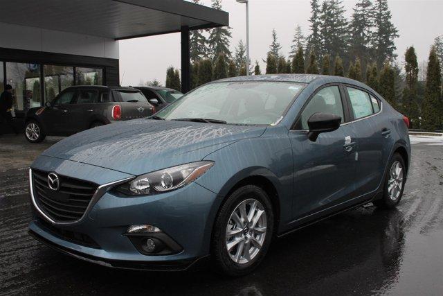 2016 Mazda Mazda3 i Touring Sedan located in Everett, Washington 98204