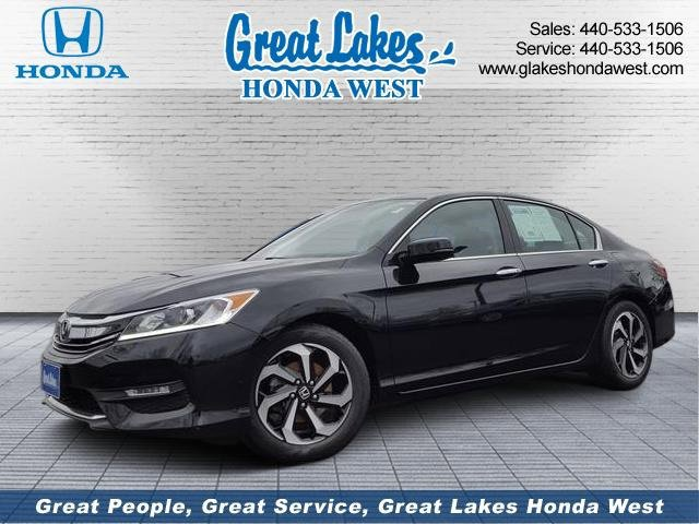Used 2017 Honda Accord Sedan in Elyria, OH