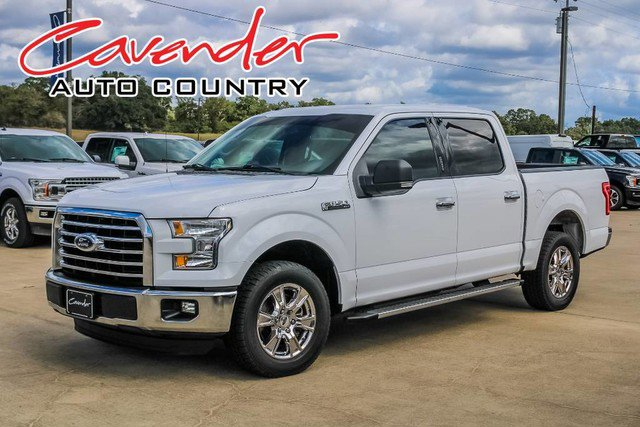 2016 Ford F-150 XLT ENGINE 50L V8 FFV  -inc 331 Axle Ratio  GVWR 6 800 lbs Payload Package Re