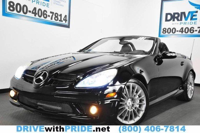 2006 Mercedes SLK-Class 55L AMG Traction Control Stability Control Rear Wheel Drive Tires - Fro