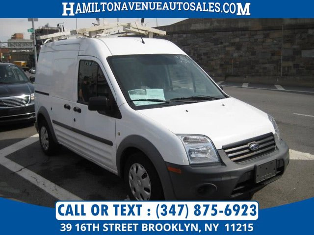 2012 Ford Transit Connect XL Front Wheel Drive Power Steering Front DiscRear Drum Brakes Wheel
