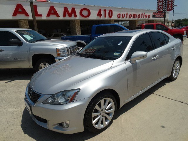 2009 Lexus IS 250  Keyless Start All Wheel Drive Power Steering 4-Wheel Disc Brakes Cruise Cont