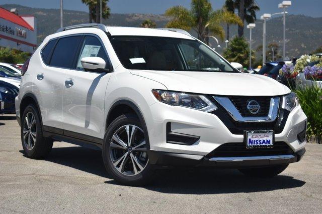New 2019 Nissan Rogue in Goleta, CA