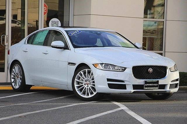 2017 Jaguar XE 35t First Edition Supercharged Rear Wheel Drive Power Steering ABS 4-Wheel Disc
