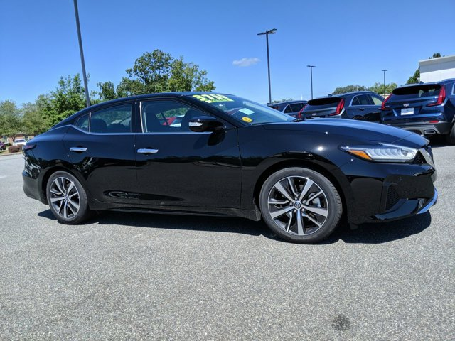 New 2019 Nissan Maxima in Tifton, GA