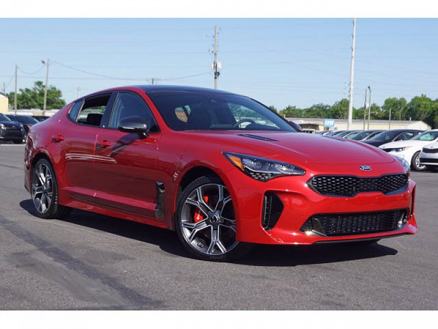 New 2018 KIA Stinger in Meridian, MS