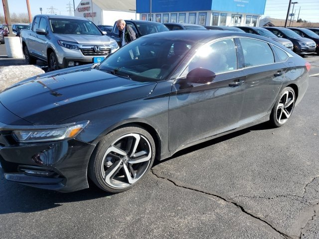 Used 2019 Honda Accord Sedan in Elyria, OH