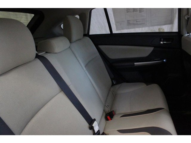 2016 Subaru Crosstrek Premium Crystal Black Silica