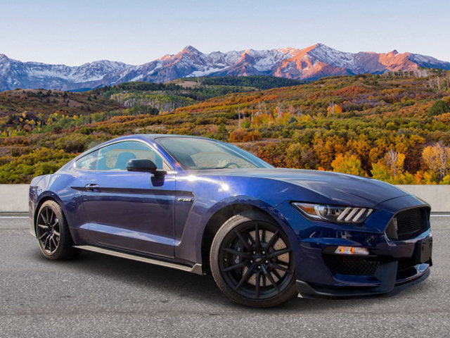 2018 Ford Mustang GT350 CP 2dr Car Slide