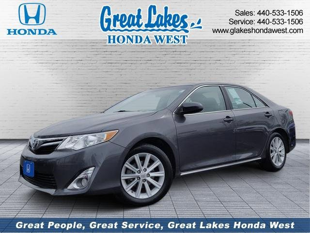 Used 2014 Toyota Camry in Elyria, OH