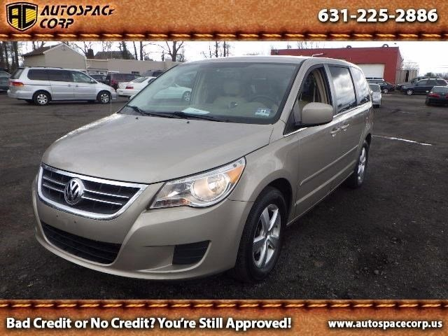 2009 Volkswagen Routan SEL Front Wheel Drive Power Steering ABS 4-Wheel Disc Brakes Aluminum Wh