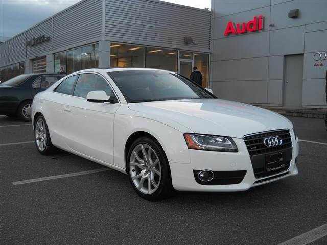 2012 Audi A5 20T Premium Plus Turbocharged All Wheel Drive Power Steering 4-Wheel Disc Brakes