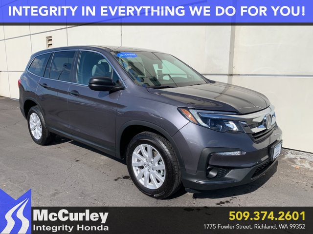 Used 2019 Honda Pilot in Pasco, WA
