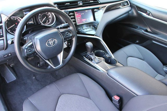 2018 Toyota Camry LE 10